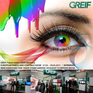 Greif at Paint Coatings Show 2011
