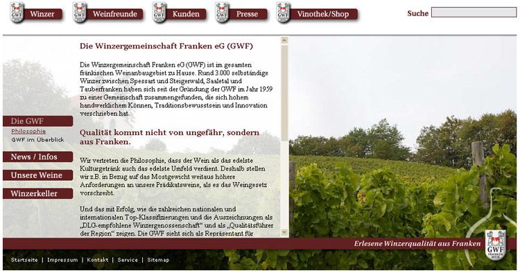 Projekt Datenbank | Grafikdesign Webdesign Internetagentur Leipzig