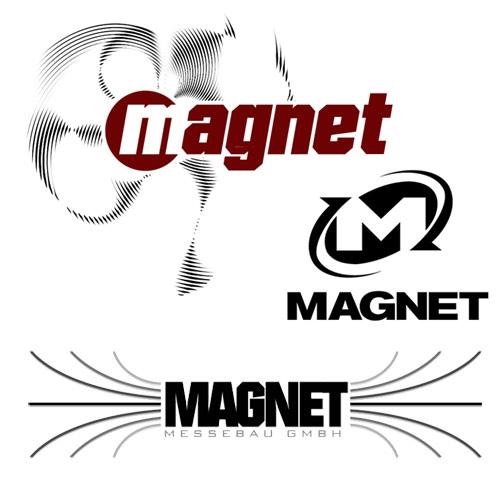 Magnet Messebau Logodesign Entwürfe | Grafikdesign Webdesign ...