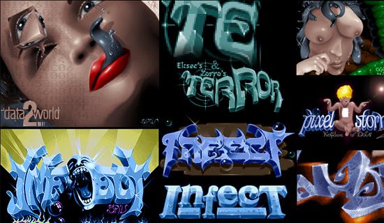 Pixelgrafik / Amiga