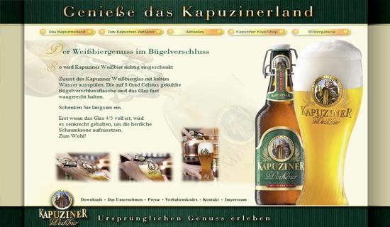 Kulmbacher AG / Kapuziner