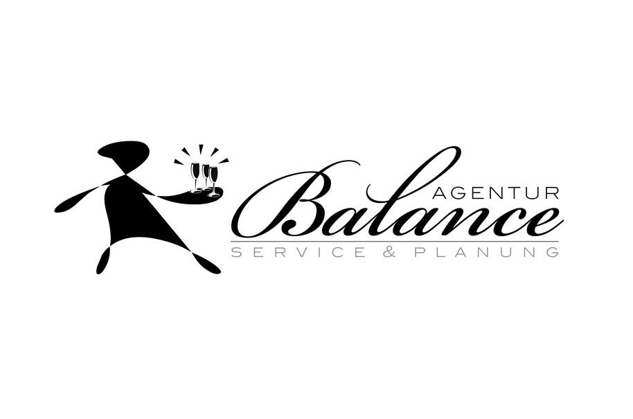 Schröder Media - Logodesign Leipzig : Agentur Balance Catering Events Logodesign