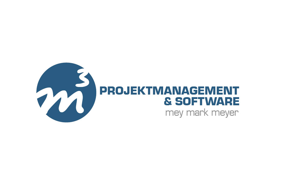 Schröder Media - Logodesign Leipzig : M3 3xM Projektmanagement Logodesign