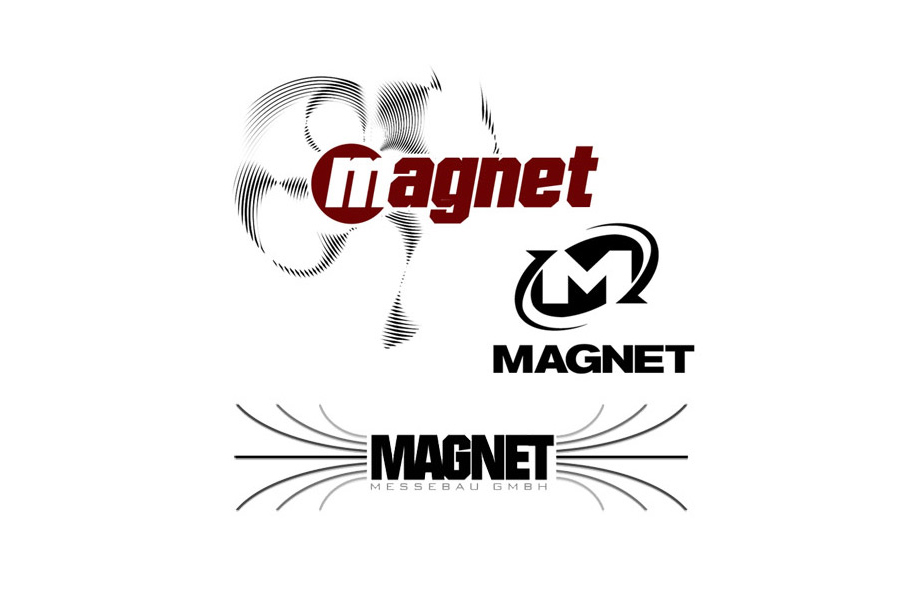 Schröder Media - Logodesign Leipzig : Magnet Logodesign