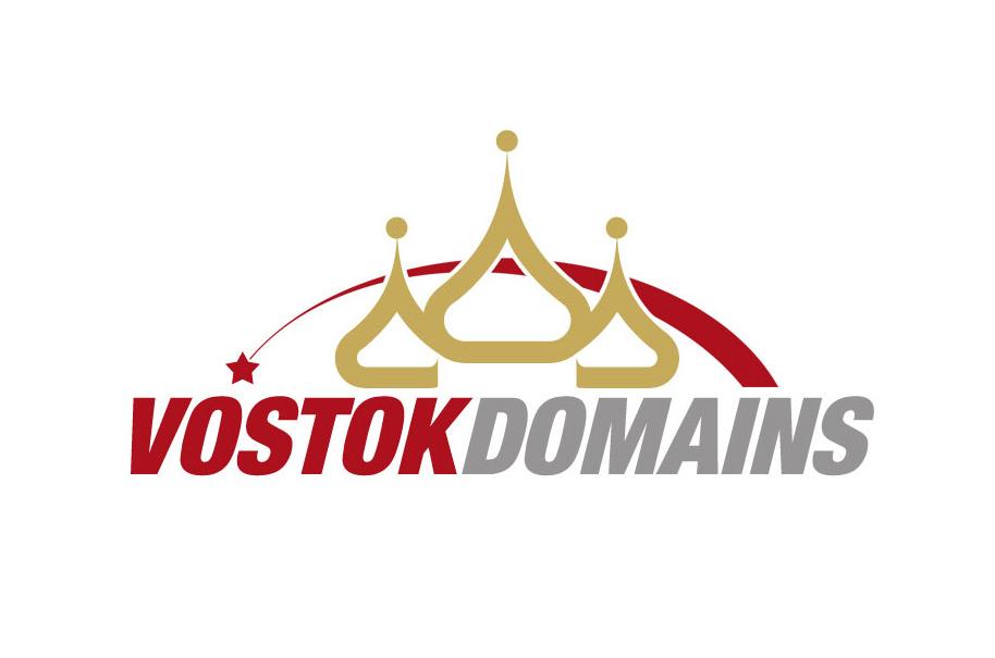 Schröder Media - Logodesign Leipzig : Vostok Domains Logodesign Disney Style