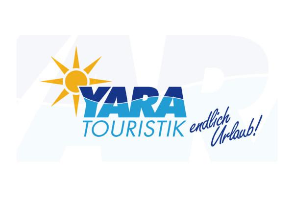 Schröder Media - Logodesign Leipzig : Yara Touristik Urlaub Logodesign