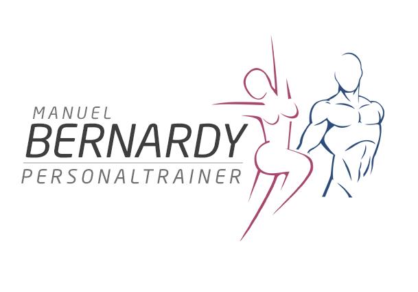 Logodesign – Manuel Bernardy Personaltrainer Berlin
