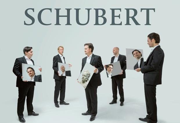 """neues Amarcord Album: """"Schubert"""" online"""