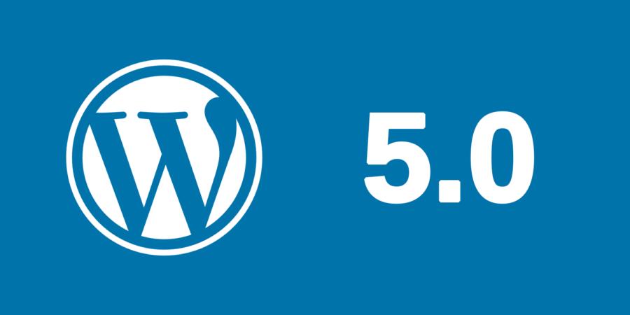 Kundenhinweis – WordPress 5.0 – Gutenberg Update