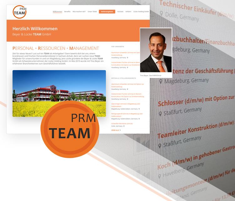 Beyer & Lücke Team GmbH – PRM Team – Lücke Holding GmbH